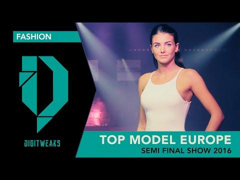 Top Model Europe -  Semi Final Show 2016