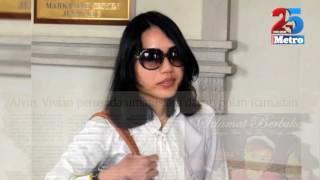 Vivian dipenjara enam bulan