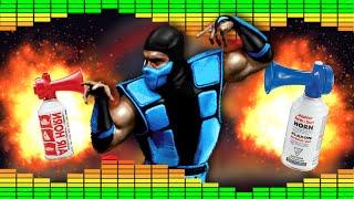 Mortal Kombat - MLG Airhorn Remix