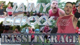 A Fun Luvin Criminal Jaimy Coxxx LIVE on Rasslin Rage