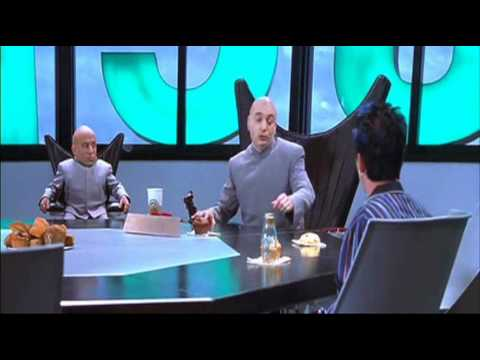 Austin Powers - Scott scenes
