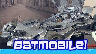 Batman Batmobile Incredible R/C and Detail!