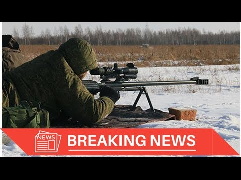 [Breaking News] Russian Marines go sniper and grenade launch drills near the Korean border