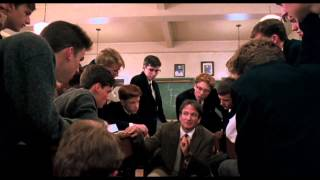 Dead Poets Society: What Will Your Verse Be thumbnail