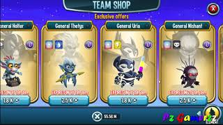 Monster Legends - This glitch is awesome  (War Coins Glitch)