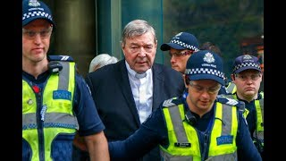 Vatican official, Cardinal George Pell, charged with sexual abuse dating back decades