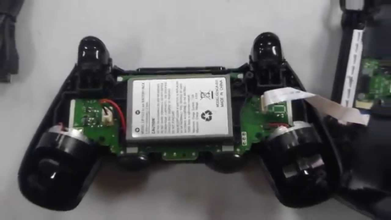 Ps4 Wireless Controller Batteries Wire Center 20 1s4p 18650 37v Holder Case Battery Liion Pcm Protection Circuit 2000mah Rechargeable For Dualshock 4 Youtube Rh Com Does