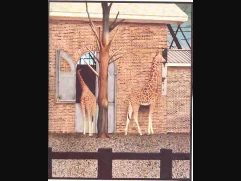 Image result for The zoo by Anthony Browne giraffe