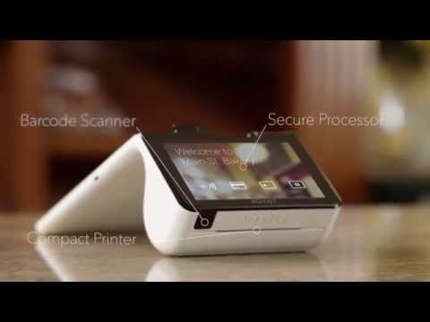 Poynt - World's first smart payment terminal.