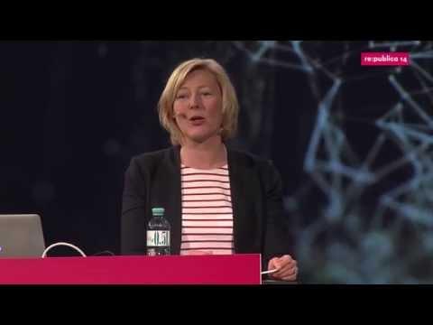 re:publica 2014 - Gesche Joost: Designforschung für die vernetzte Gesellschaft on YouTube