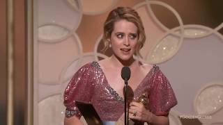 Claire Foy - The Crown - Winners- Golden Globes 2017