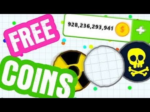 Agario Hack How To Get 100000 Coins Instantly Youtube