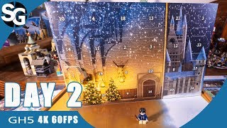 LEGO Harry Potter Advent Calendar 2019 Unboxing (Set 75964) | Day 2