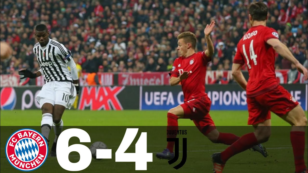 Download Bayern Munich vs Juventus 6-4 All Goals & Highlights | UCL 2015/16