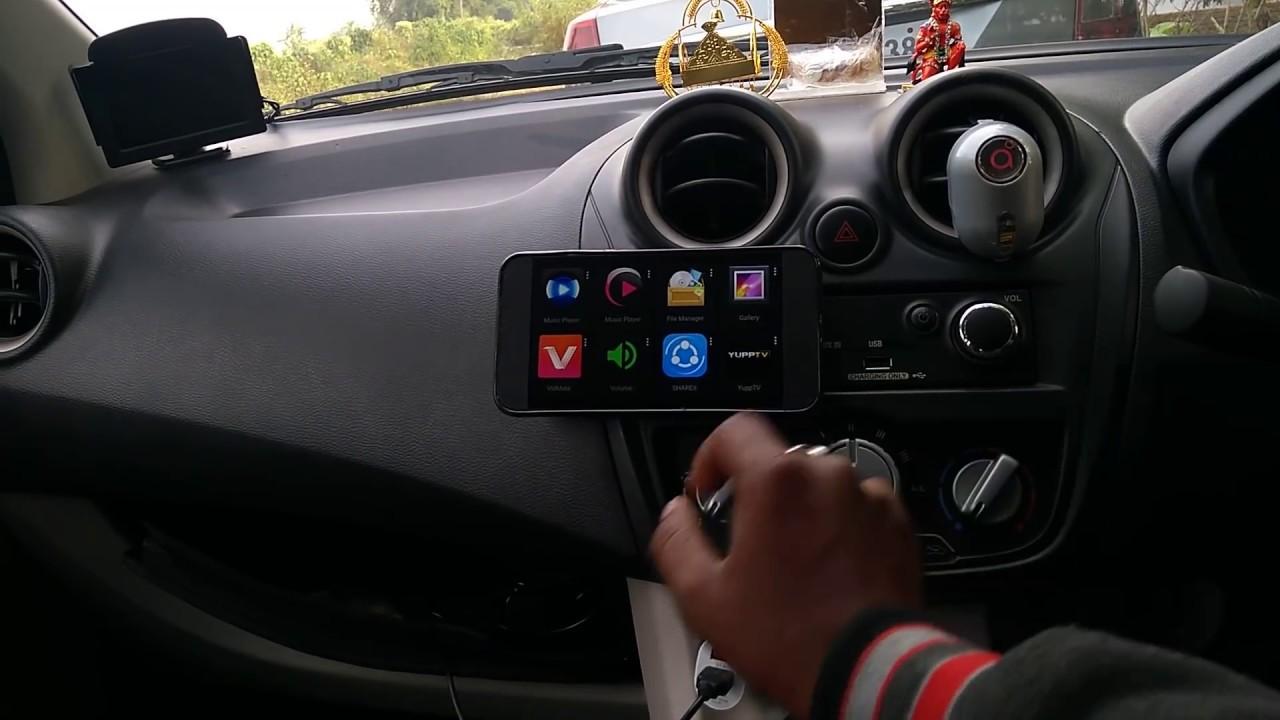 Datsun go plus modified 2018 - YouTube