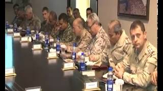 Delegation of Foreign Services Attaches/Advisers visited  Corps Headquarters Peshawar