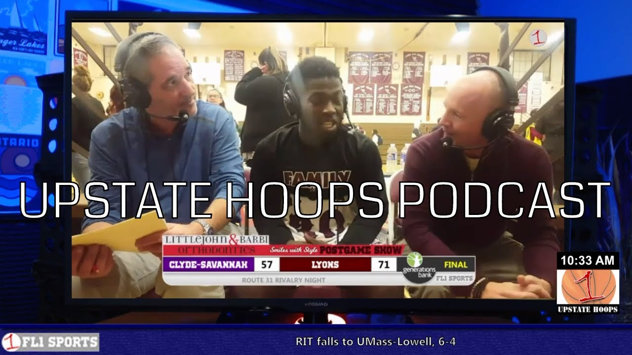Midway League Rundown & Updated Power Rankings .::. Upstate Hoops Podcast 1/12/20