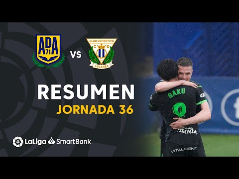 Alcorcón Leganes Goals And Highlights