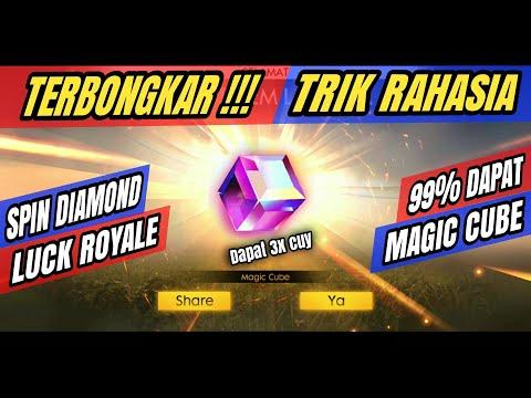 INI DIA CARA MENDAPATKAN MAGIC CUBE & BUNDLE DIAMOND ROYALE 99% WORK (NO CLICK BAIT)