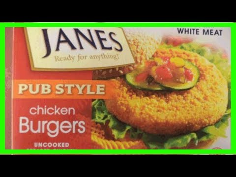 [Chanel News] 2 janes chicken products recalled due to salmonella