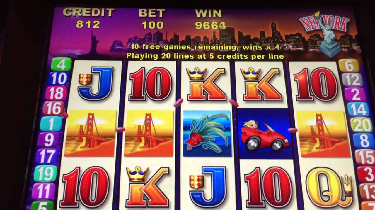 Road Trip Slot Machine Game