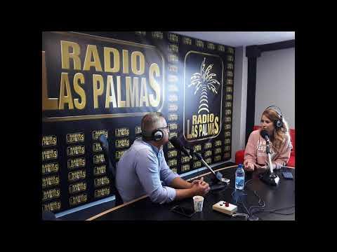 Entrevista en Radio Las Palmas