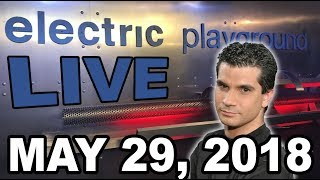 Electric Playground Live! - Special Guest Tommy Tallarico! - May 29, 2018