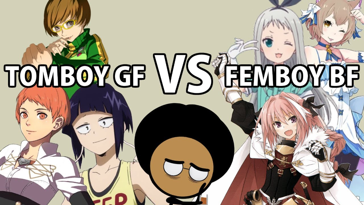 Misinformed - Tomboy GF vs Femboy BF