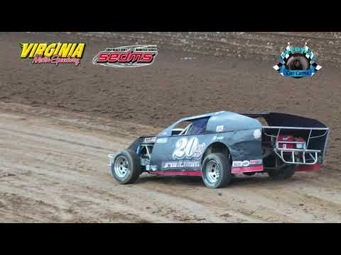 #20G Michael Grantham - Southeast Dirt Modified - 9-15-17 Virginia Motor Speedway - In Car Camera