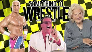 Bruce Prichard shoots on Bob Holly clotheslining  Mae Young