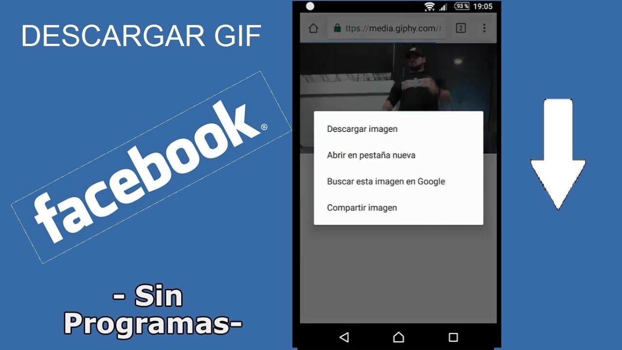 como guardar un video de facebook en tu celular