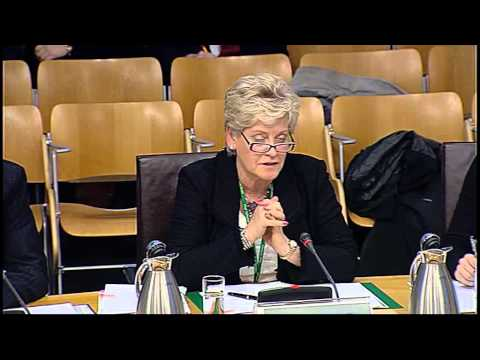 Justice Committee - Scottish Parliament: 1st April 2014