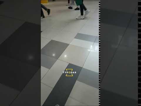 """Эвакуация из ТЦ """"Галерея"""" в Краснодаре"""