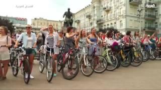 ركوب الدراجة يقي من أمراض القلب والشرايين