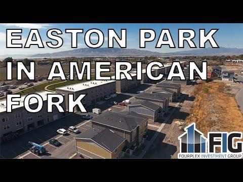 Easton Park in American Fork Multifamily Development