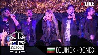 EQUINOX - Bones - 1st LIVE PERFORMANCE -  Eurovision 2018 - Bu…