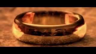 Кольцо Всевластия из фильма Властелин Колец