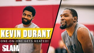 Download Kevin Durant Wins HEATED 1-on-1 Game at USA Training Camp 🔥 Mp3 and Videos