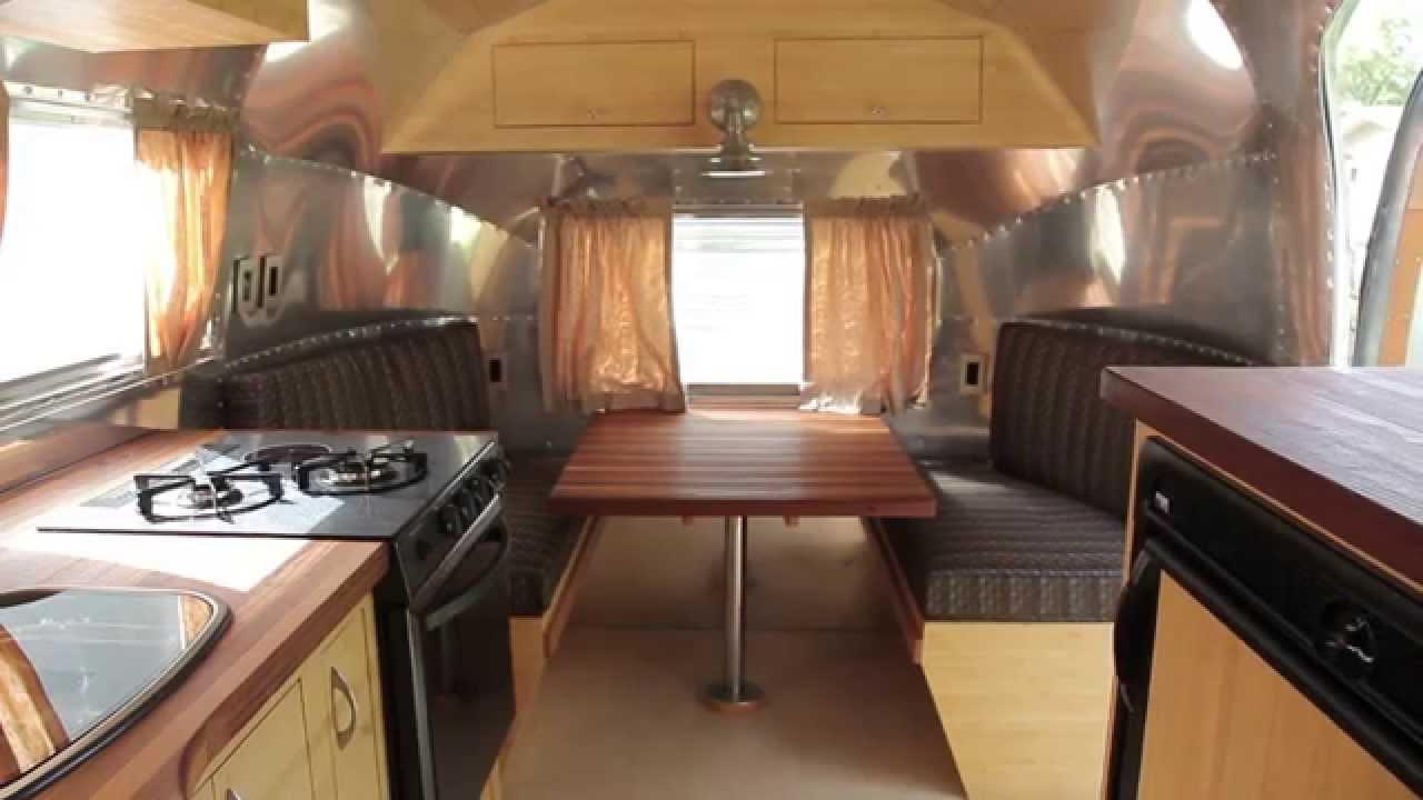 Vintage Airstream Safari