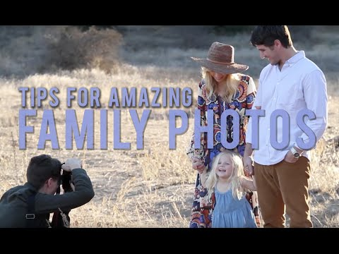 How To Get Amazing Family Pictures for Christmas