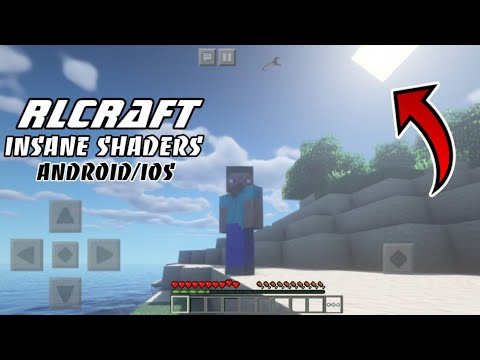 How To Download And Copy Rl Craft In Minecraft Pocket Edition