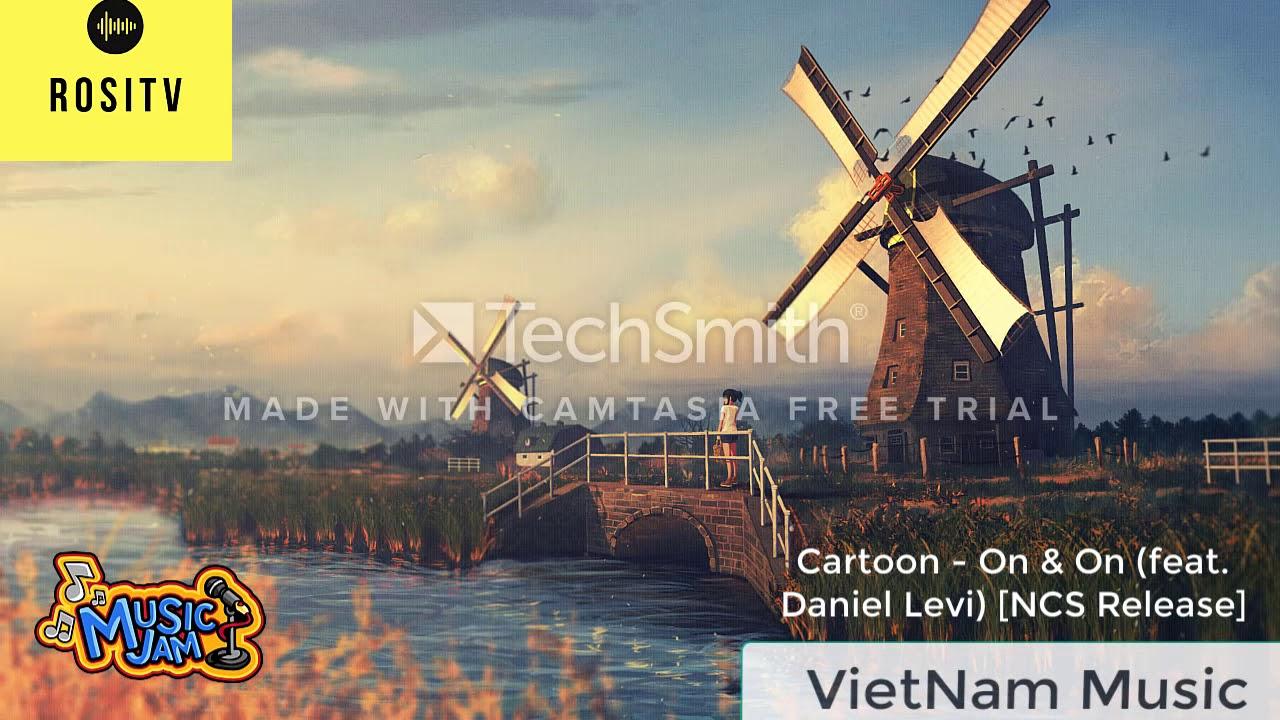 Cartoon - On & On (feat. Daniel Levi) Music 2019