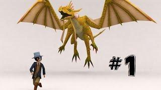 Dragonology (Nintendo DS) part 1