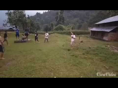Galkote guys funny football match