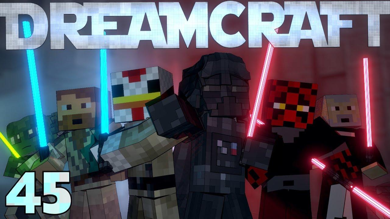 Minecraft Dream Craft Star Wars Modded Survival Ep 45