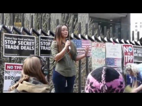 Congress! Just Say NO To The TPP! 2016-02-04