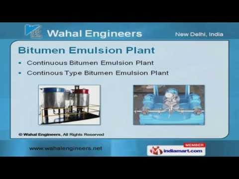 Industrial Process Equipment By Wahal Engineers, New Delhi