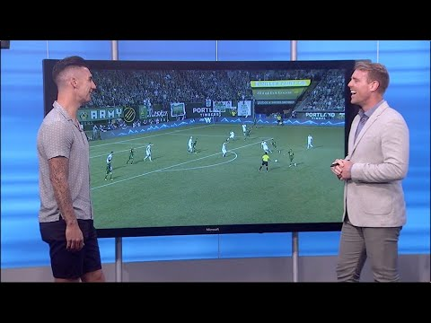 Axes and Os with Liam Ridgewell | Timbers in 30 | Sept. 7, 2018