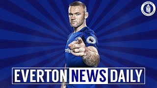 DC United List Rooney As Player On Website   Everton News Daily