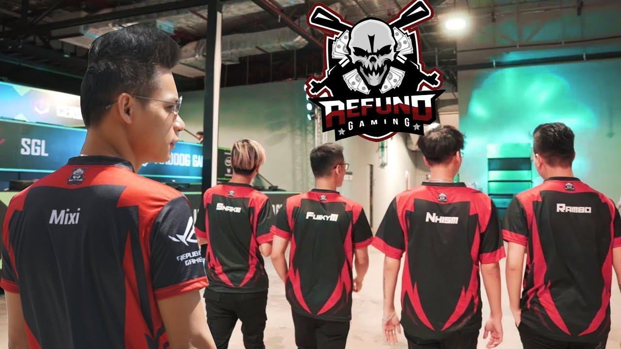 Theo chân Refund Gaming thi đấu giải PUBG Southeast Asia Championship 2019 tại Thái Lan.